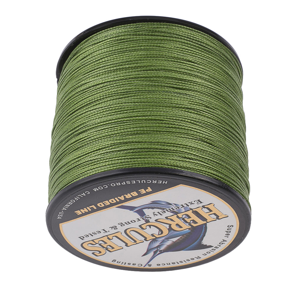 Braided-Fishing-Line-150lbs-8-Strands-PE-Hercules-100-300-500-1000-1500-2000M thumbnail 15