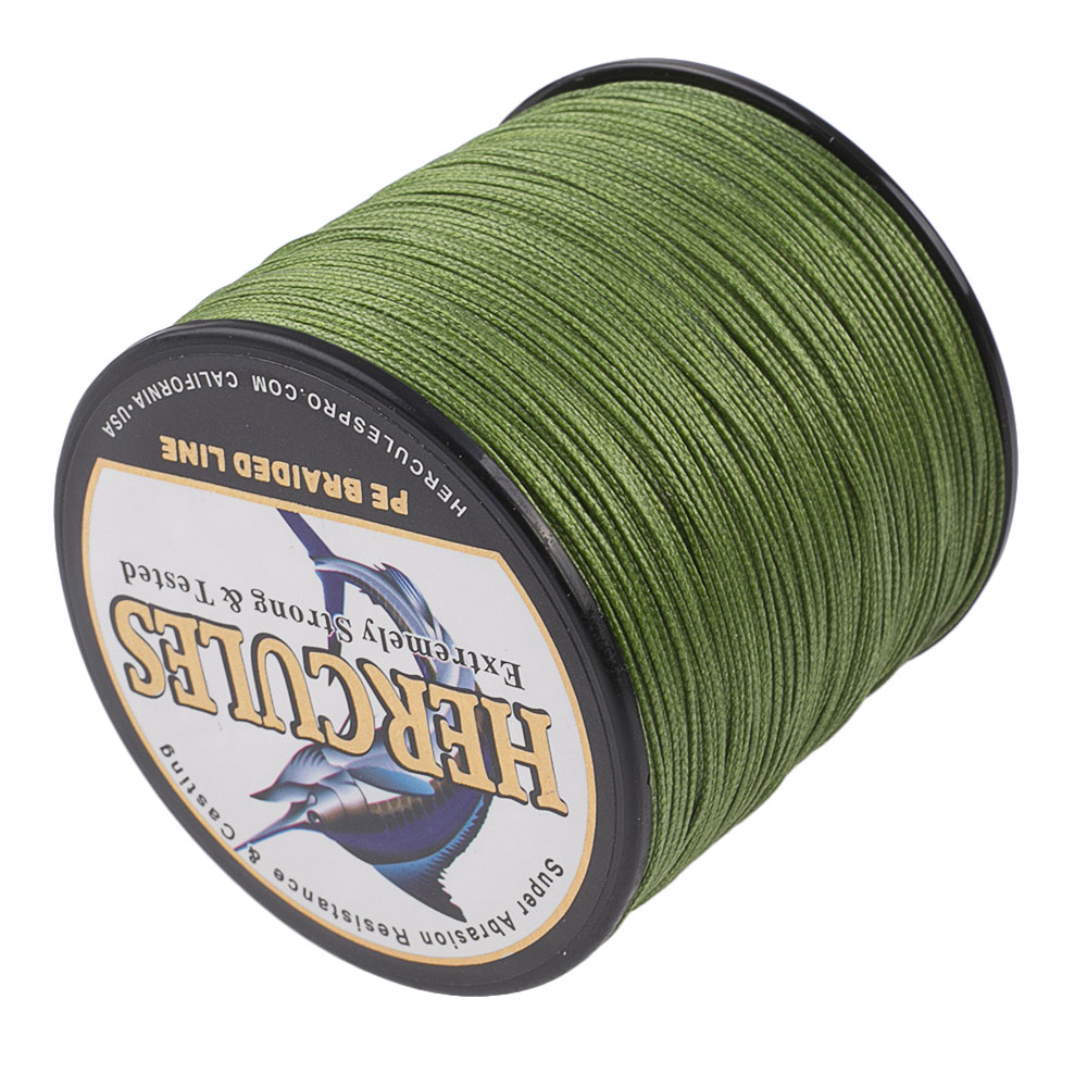 Braided-Fishing-Line-150lbs-8-Strands-PE-Hercules-100-300-500-1000-1500-2000M thumbnail 17