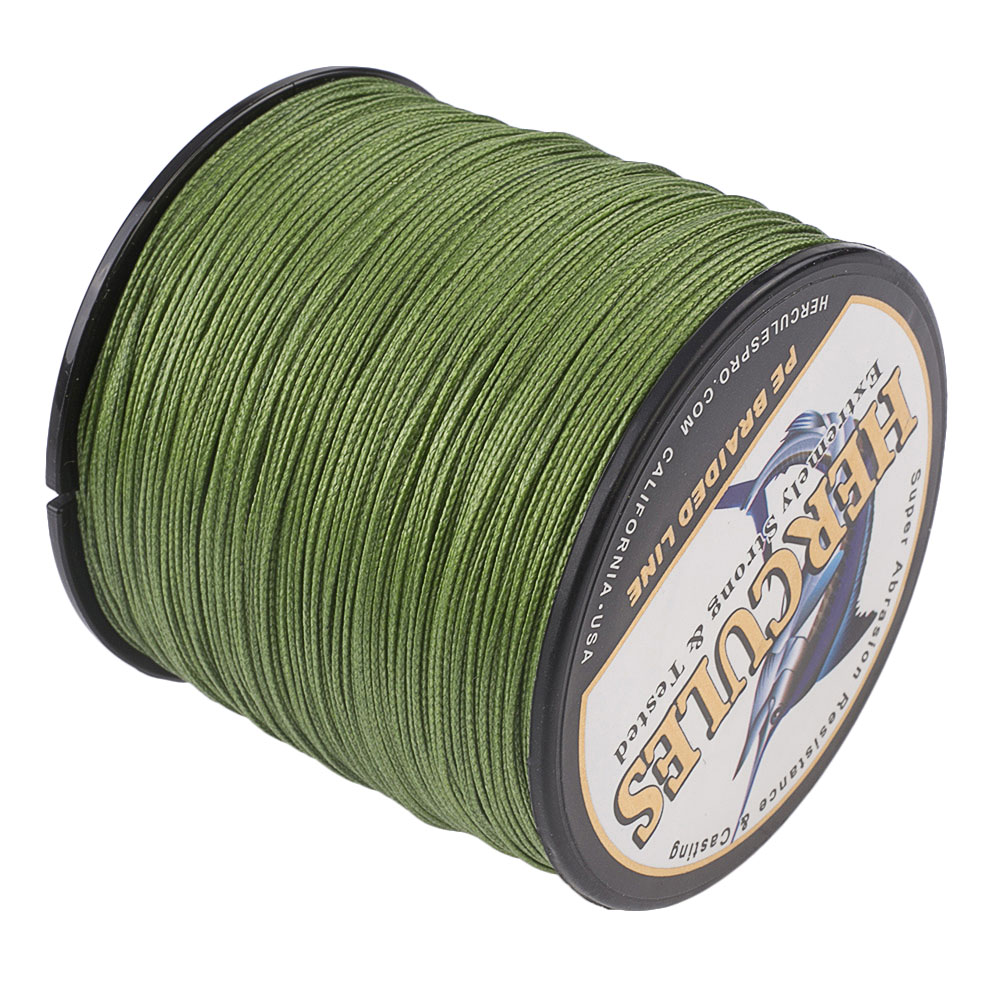 Braided-Fishing-Line-150lbs-8-Strands-PE-Hercules-100-300-500-1000-1500-2000M thumbnail 18