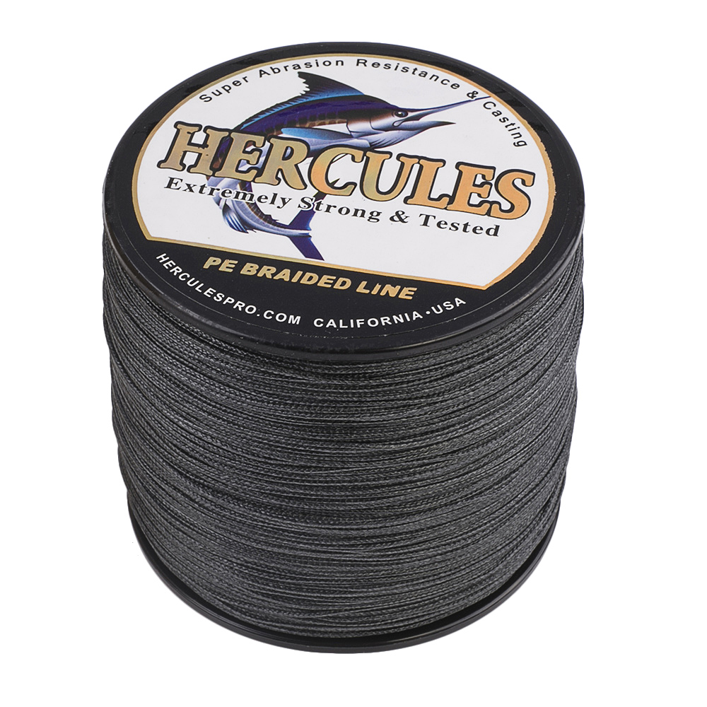 Braided-Fishing-Line-150lbs-8-Strands-PE-Hercules-100-300-500-1000-1500-2000M thumbnail 20