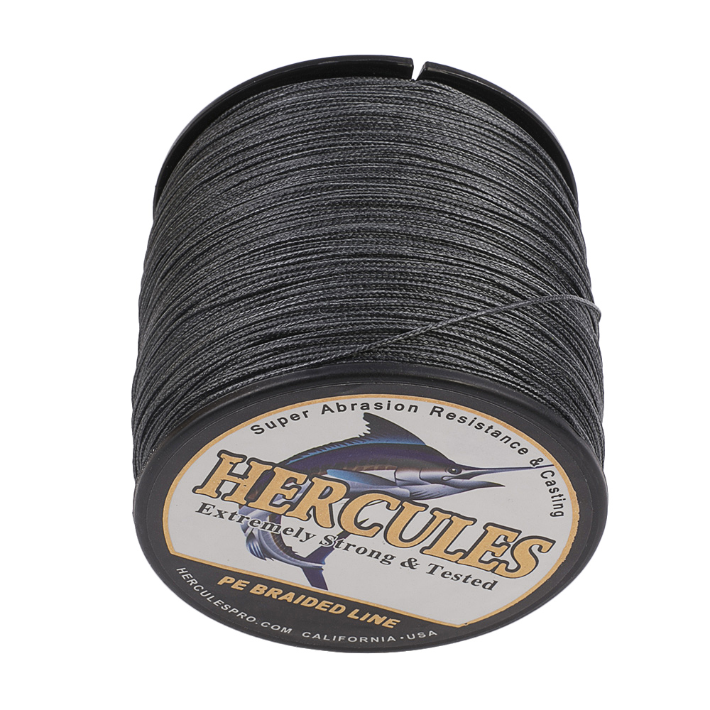 Braided-Fishing-Line-150lbs-8-Strands-PE-Hercules-100-300-500-1000-1500-2000M thumbnail 21