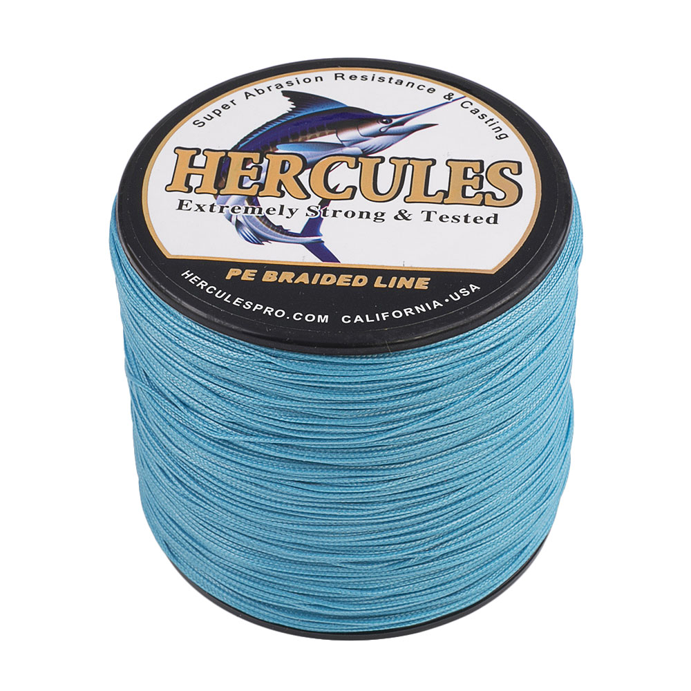 Braided-Fishing-Line-150lbs-8-Strands-PE-Hercules-100-300-500-1000-1500-2000M thumbnail 26