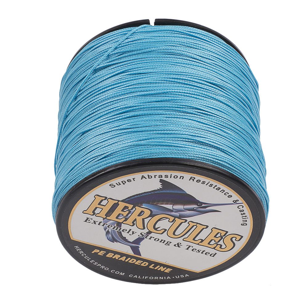 Braided-Fishing-Line-150lbs-8-Strands-PE-Hercules-100-300-500-1000-1500-2000M thumbnail 27