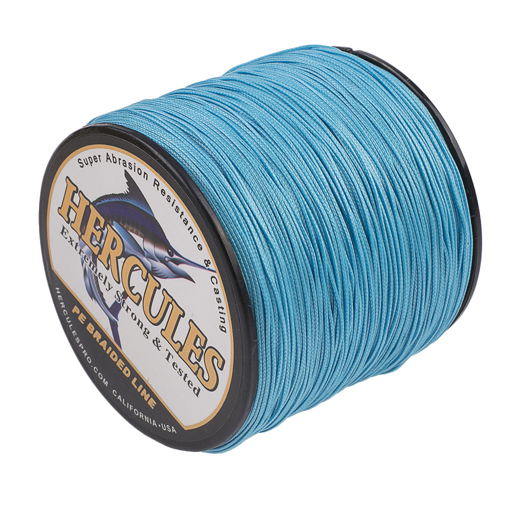 Braided-Fishing-Line-150lbs-8-Strands-PE-Hercules-100-300-500-1000-1500-2000M thumbnail 29