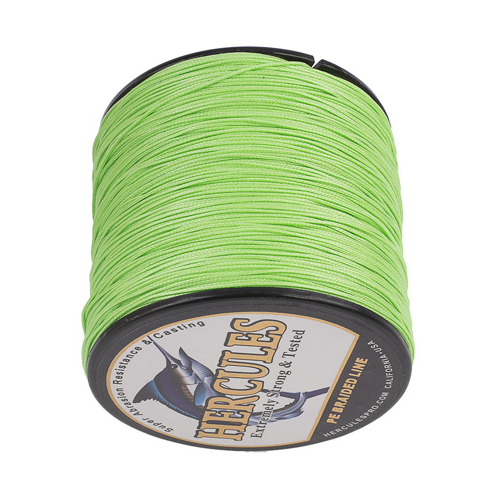 Braided-Fishing-Line-150lbs-8-Strands-PE-Hercules-100-300-500-1000-1500-2000M thumbnail 33