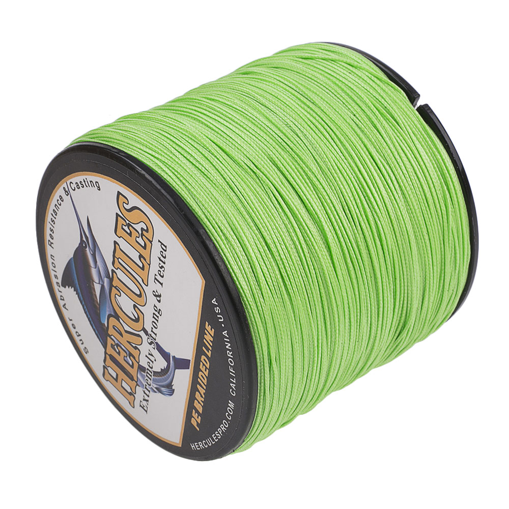 Braided-Fishing-Line-150lbs-8-Strands-PE-Hercules-100-300-500-1000-1500-2000M thumbnail 35