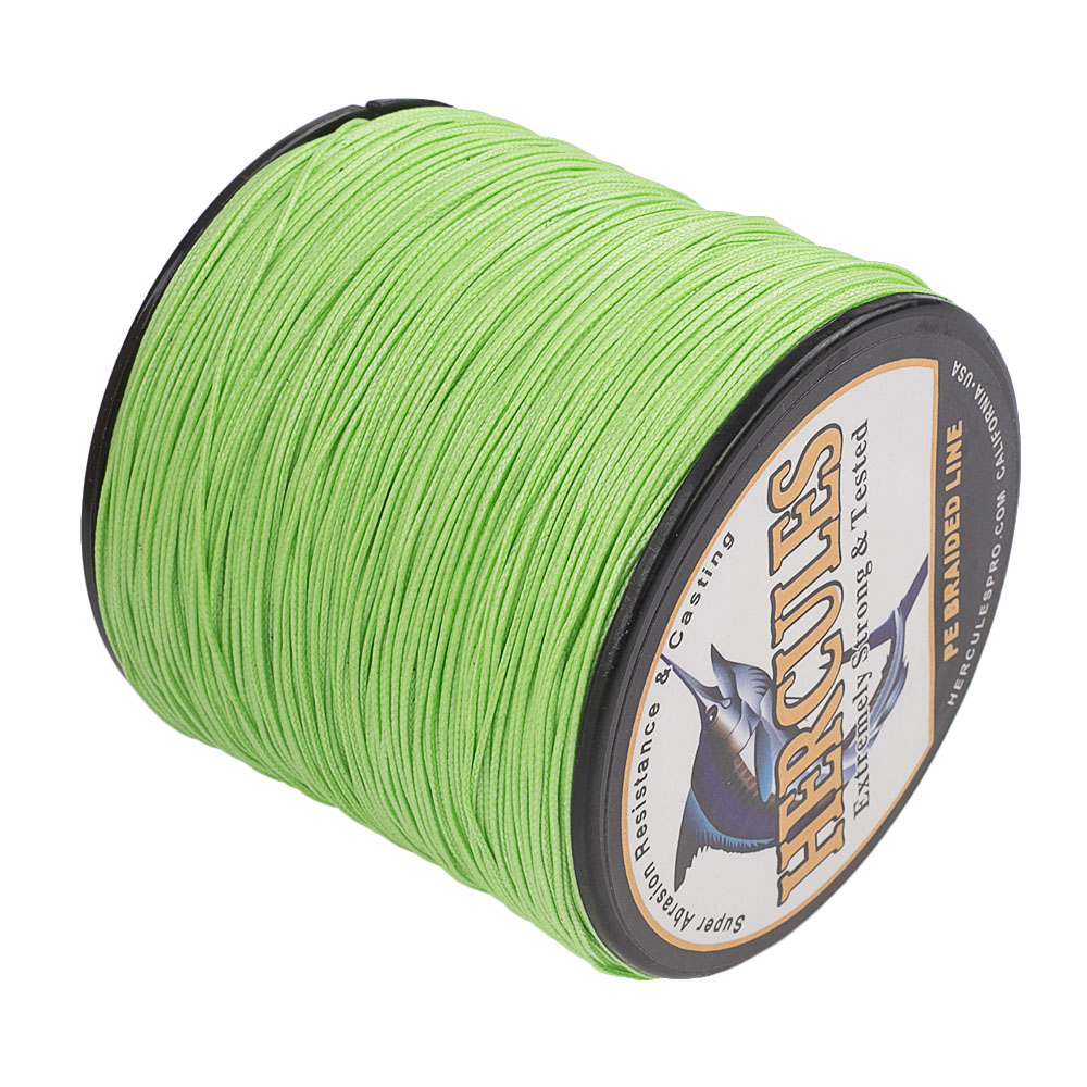 Braided-Fishing-Line-150lbs-8-Strands-PE-Hercules-100-300-500-1000-1500-2000M thumbnail 36