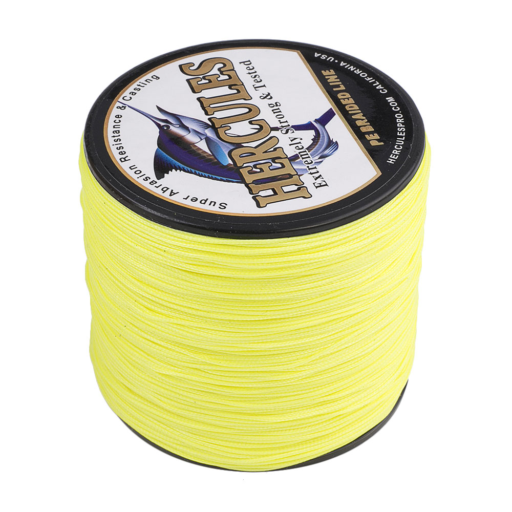 Braided-Fishing-Line-150lbs-8-Strands-PE-Hercules-100-300-500-1000-1500-2000M thumbnail 38