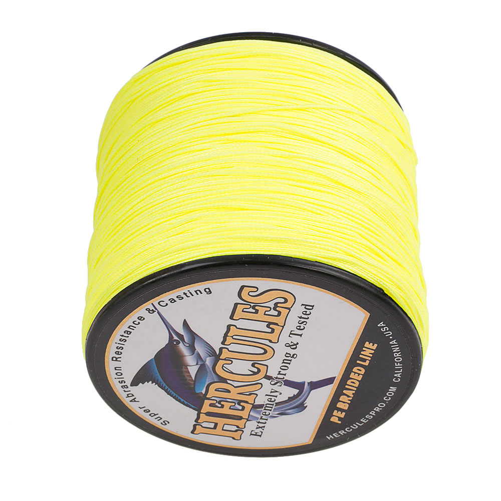 Braided-Fishing-Line-150lbs-8-Strands-PE-Hercules-100-300-500-1000-1500-2000M thumbnail 39