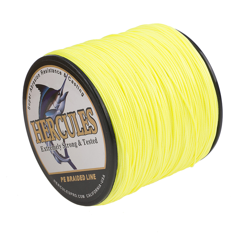 Braided-Fishing-Line-150lbs-8-Strands-PE-Hercules-100-300-500-1000-1500-2000M thumbnail 41