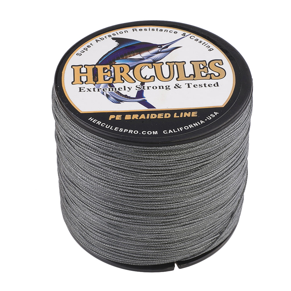 Braided-Fishing-Line-150lbs-8-Strands-PE-Hercules-100-300-500-1000-1500-2000M thumbnail 44