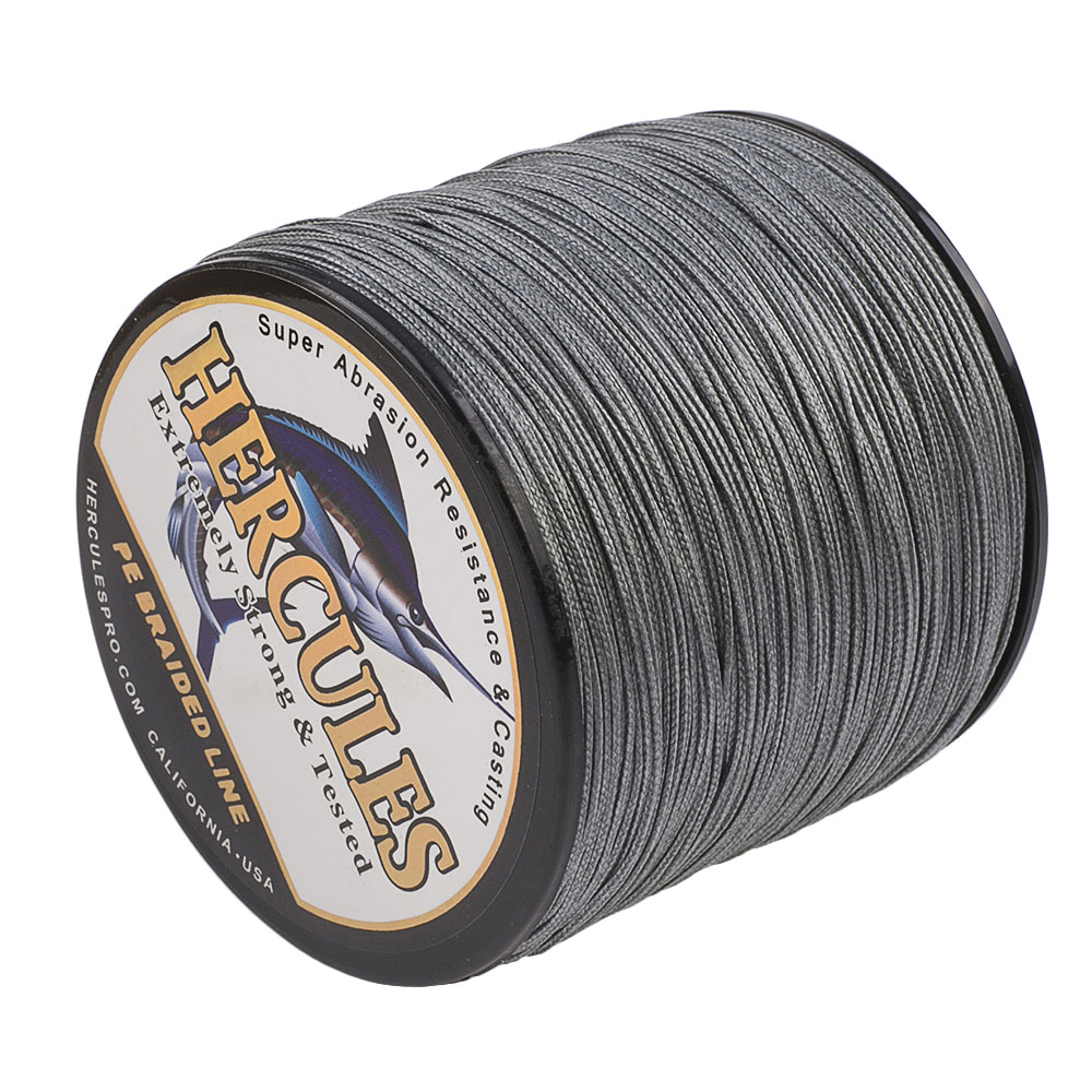 Braided-Fishing-Line-150lbs-8-Strands-PE-Hercules-100-300-500-1000-1500-2000M thumbnail 47