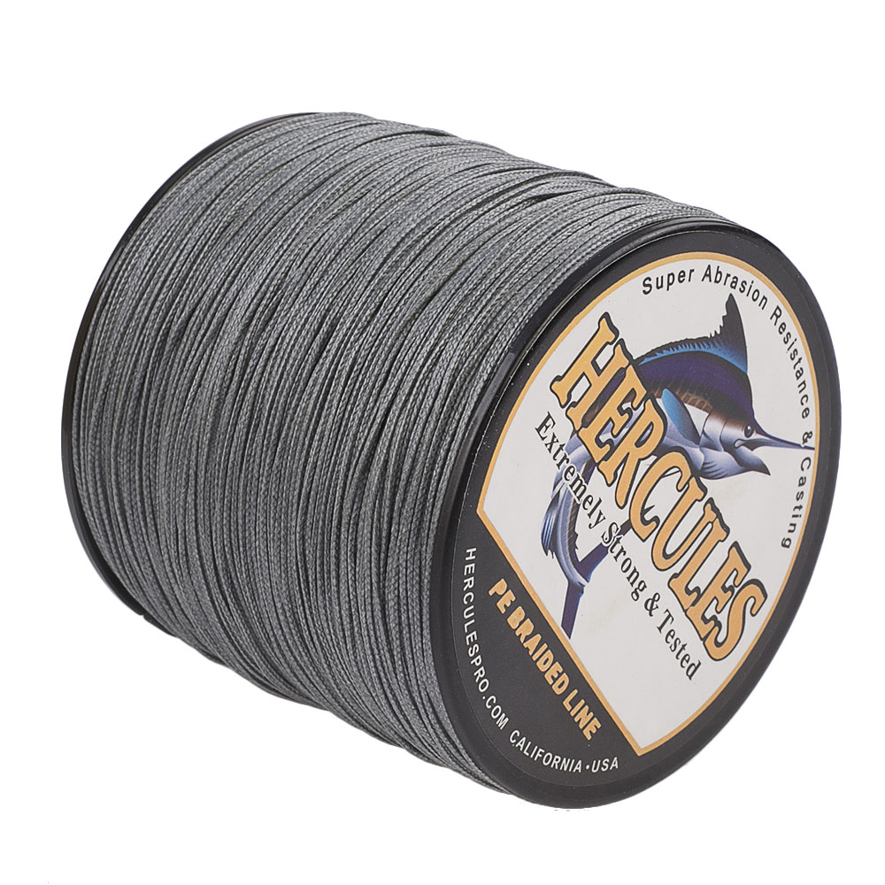Braided-Fishing-Line-150lbs-8-Strands-PE-Hercules-100-300-500-1000-1500-2000M thumbnail 48