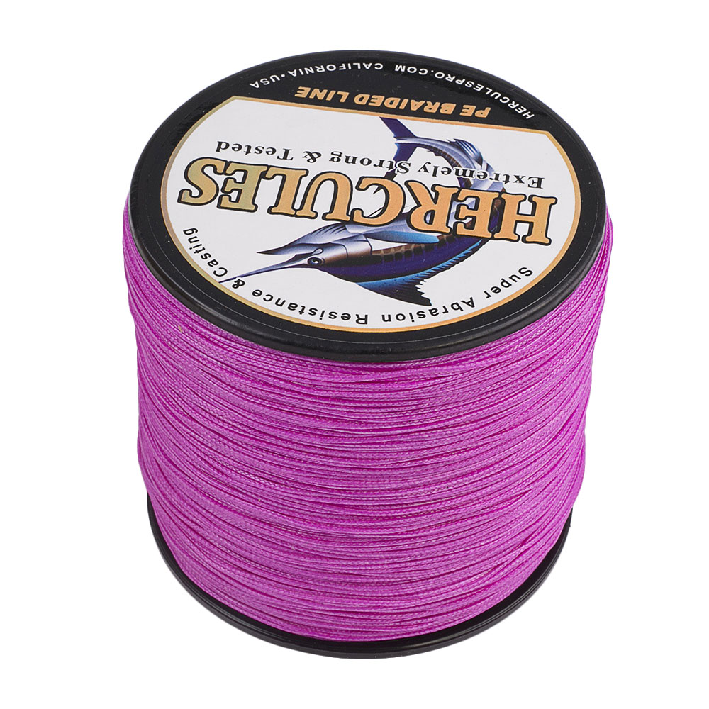 Braided-Fishing-Line-150lbs-8-Strands-PE-Hercules-100-300-500-1000-1500-2000M thumbnail 68
