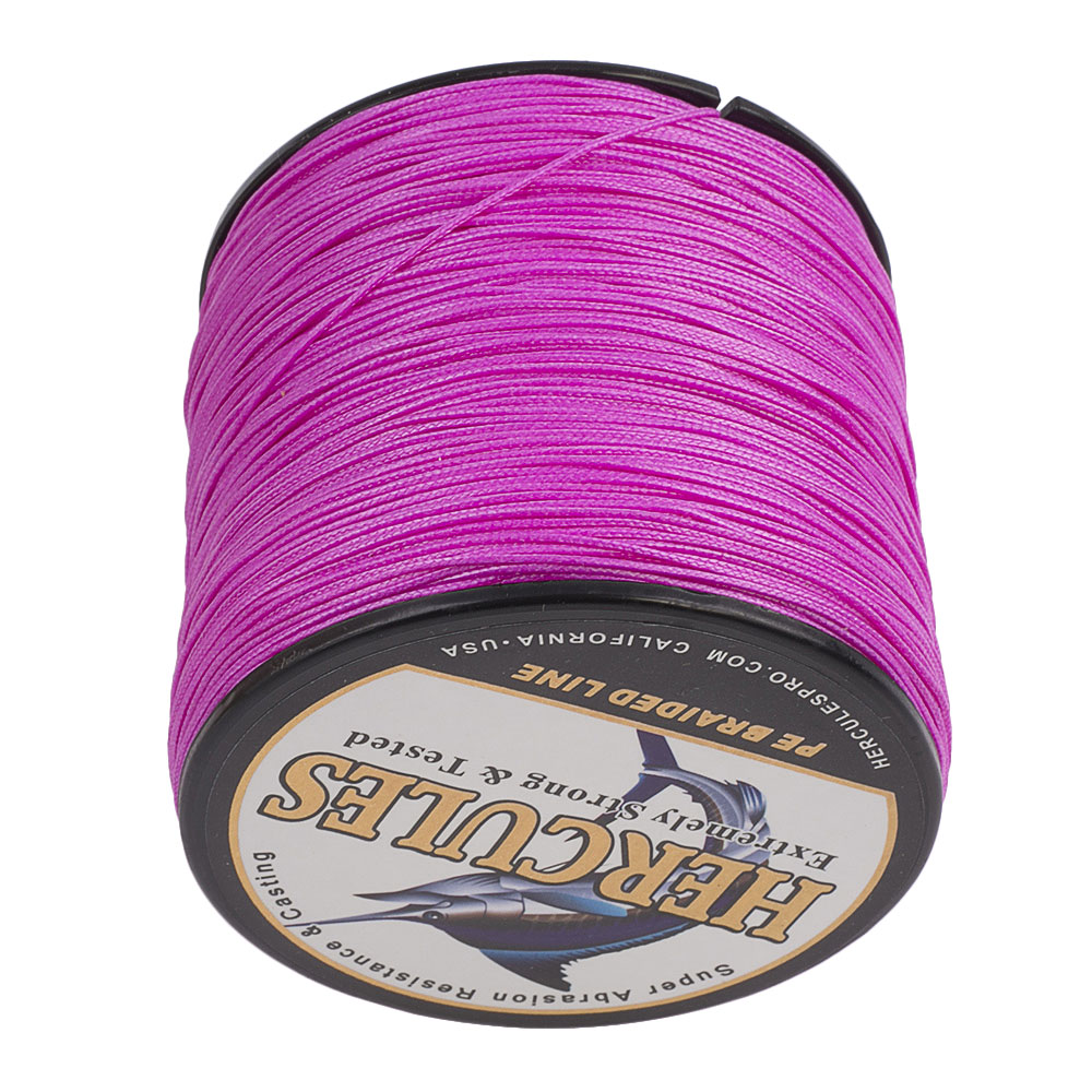 Braided-Fishing-Line-150lbs-8-Strands-PE-Hercules-100-300-500-1000-1500-2000M thumbnail 69