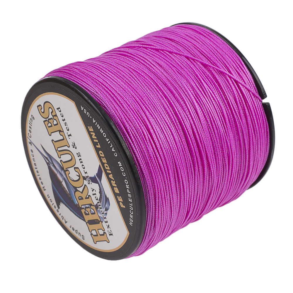Braided-Fishing-Line-150lbs-8-Strands-PE-Hercules-100-300-500-1000-1500-2000M thumbnail 71