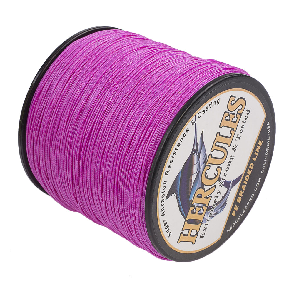 Braided-Fishing-Line-150lbs-8-Strands-PE-Hercules-100-300-500-1000-1500-2000M thumbnail 72