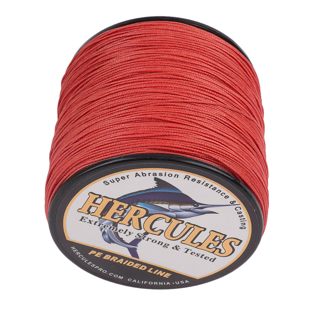 Braided-Fishing-Line-150lbs-8-Strands-PE-Hercules-100-300-500-1000-1500-2000M thumbnail 75