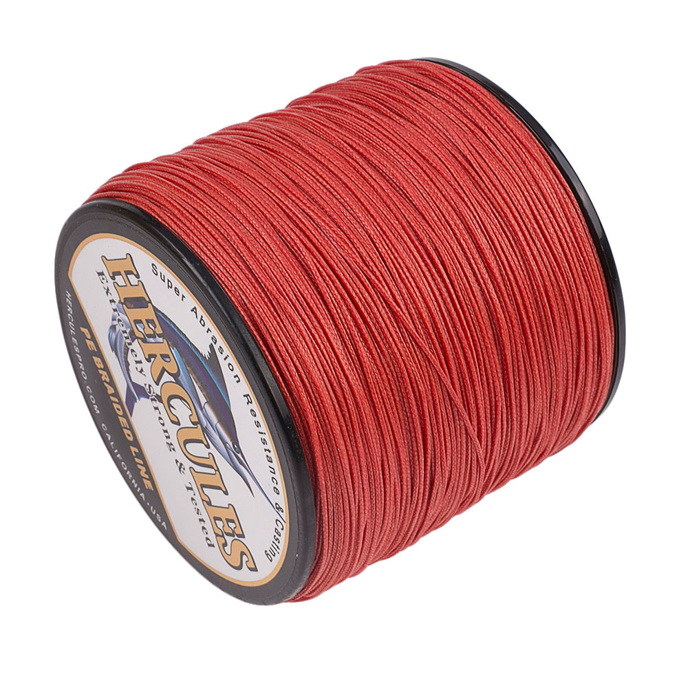 Braided-Fishing-Line-150lbs-8-Strands-PE-Hercules-100-300-500-1000-1500-2000M thumbnail 77