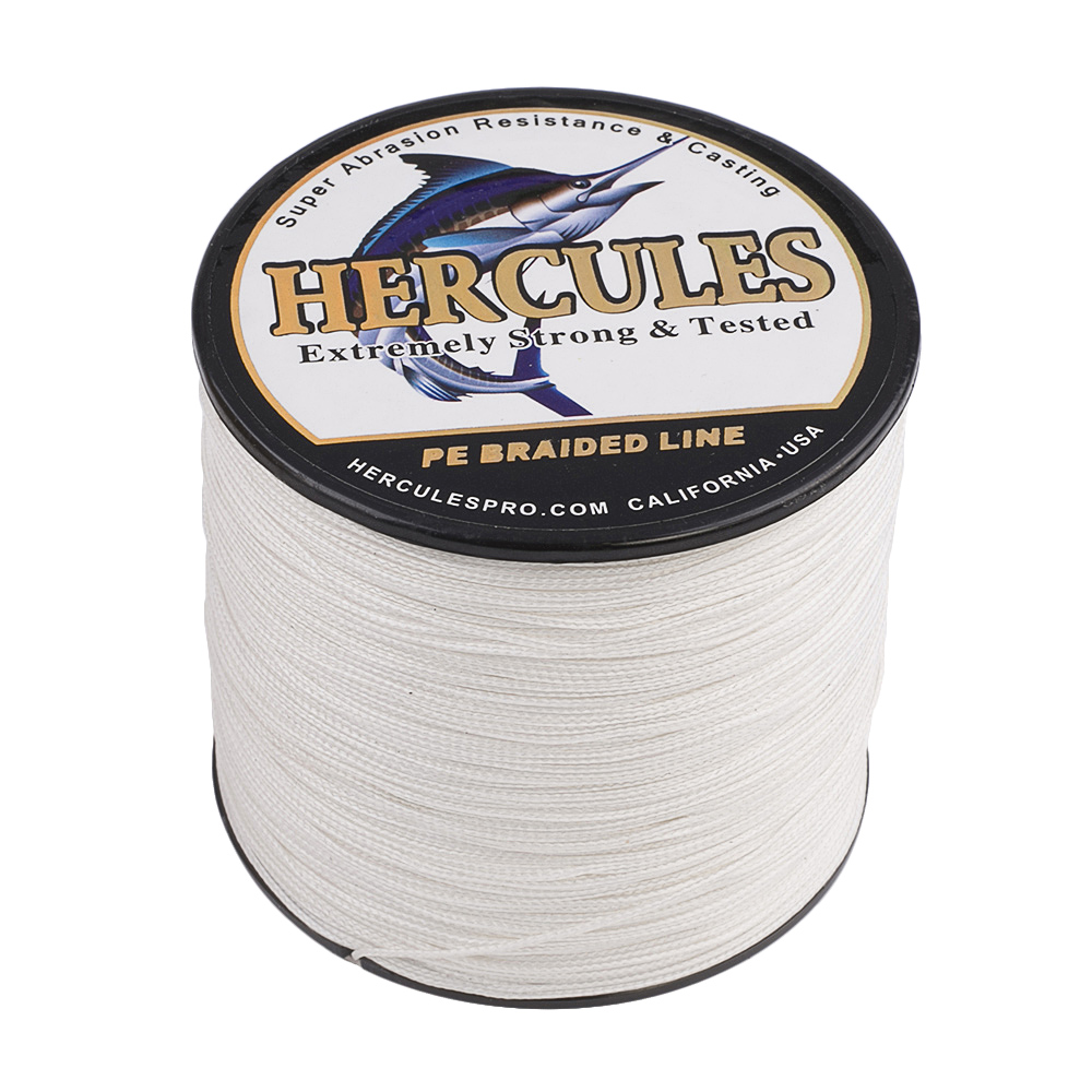Braided-Fishing-Line-150lbs-8-Strands-PE-Hercules-100-300-500-1000-1500-2000M thumbnail 80