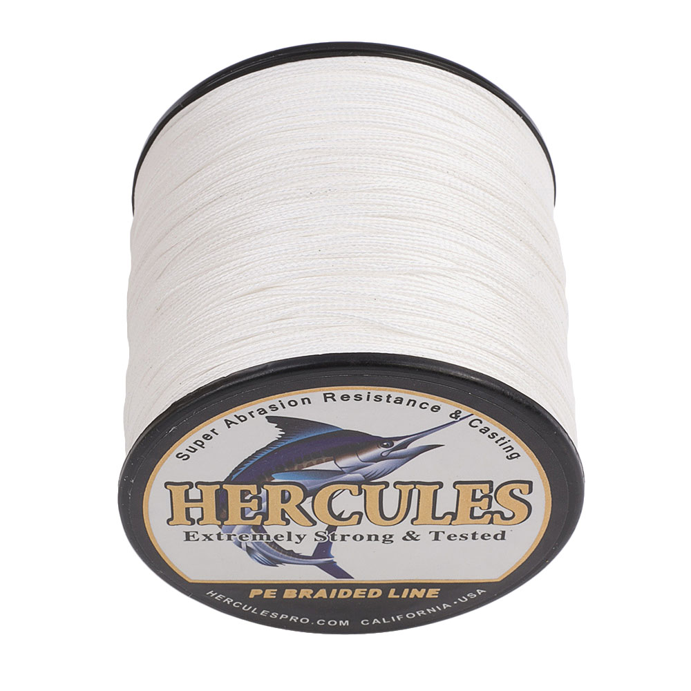 Braided-Fishing-Line-150lbs-8-Strands-PE-Hercules-100-300-500-1000-1500-2000M thumbnail 81