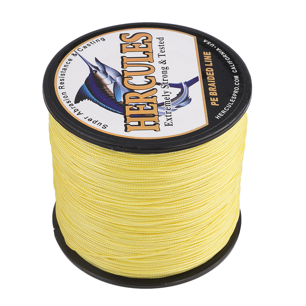 Braided-Fishing-Line-150lbs-8-Strands-PE-Hercules-100-300-500-1000-1500-2000M thumbnail 86