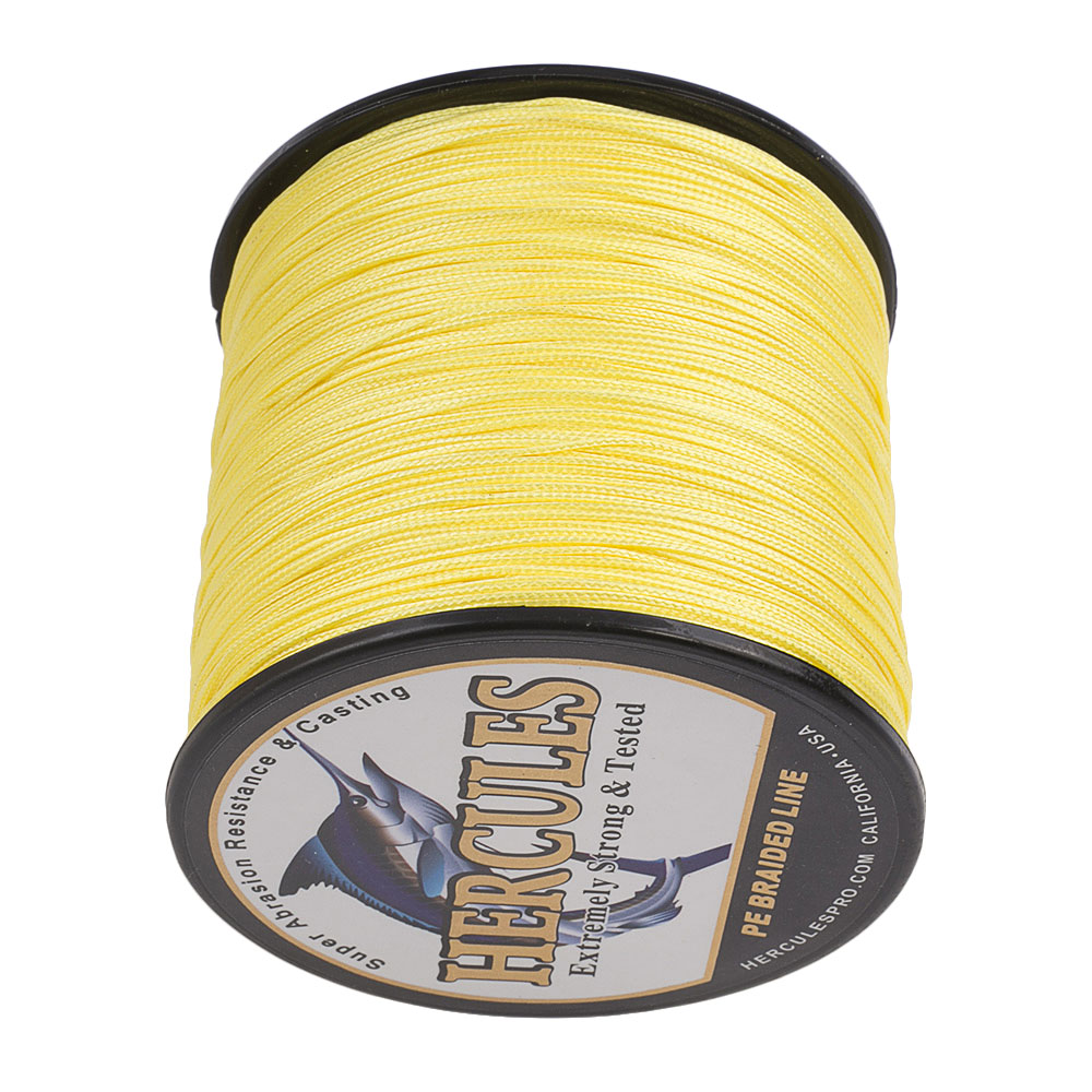 Braided-Fishing-Line-150lbs-8-Strands-PE-Hercules-100-300-500-1000-1500-2000M thumbnail 87