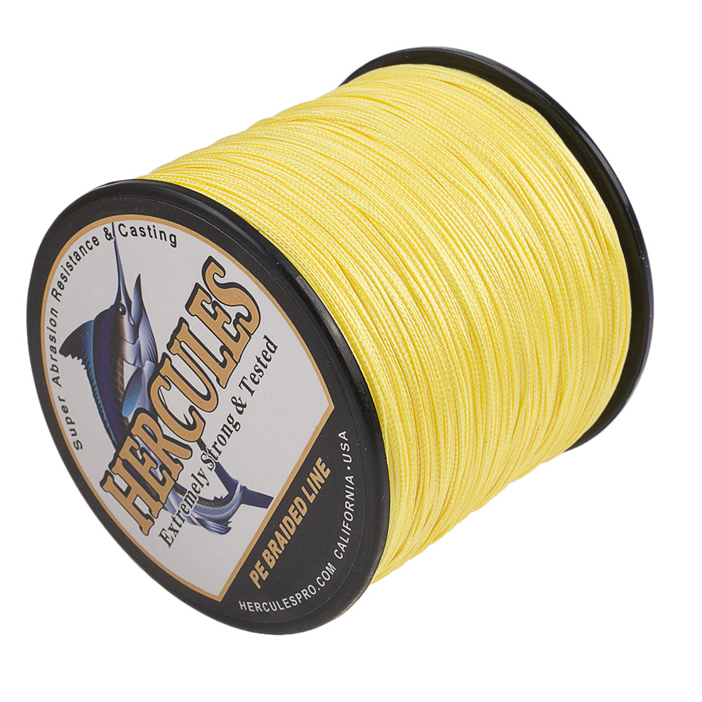 Braided-Fishing-Line-150lbs-8-Strands-PE-Hercules-100-300-500-1000-1500-2000M thumbnail 89