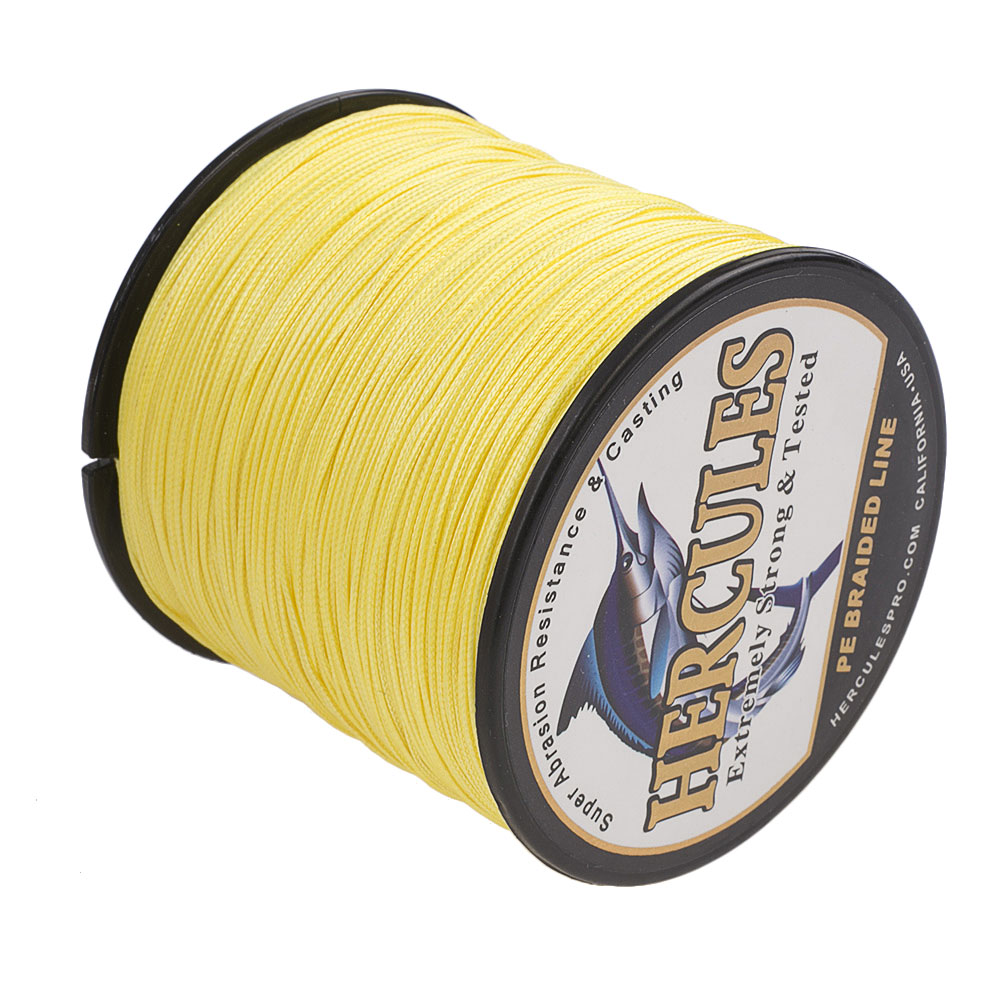 Braided-Fishing-Line-150lbs-8-Strands-PE-Hercules-100-300-500-1000-1500-2000M thumbnail 90