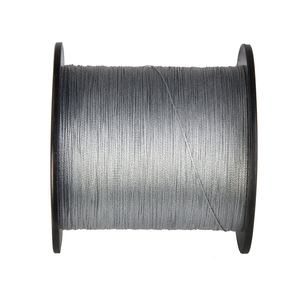 Hercules-300-500-1000m-Black-White-Gray-PE-Weave-Extreme-Braided-Fishing-Line thumbnail 20