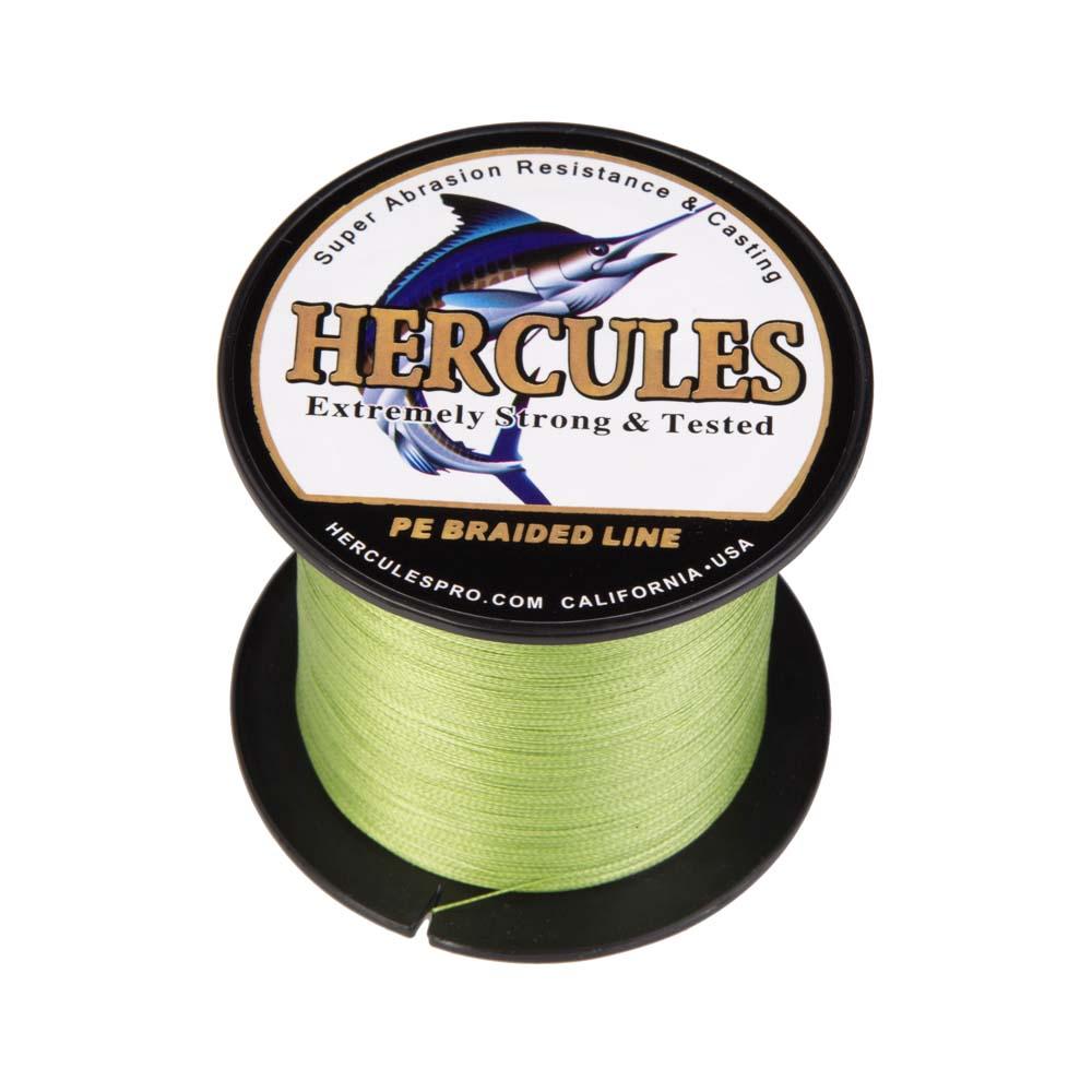 Braided-Fishing-Line-PE-20lbs-Hercules-4-8-Strands-Extreme miniature 15