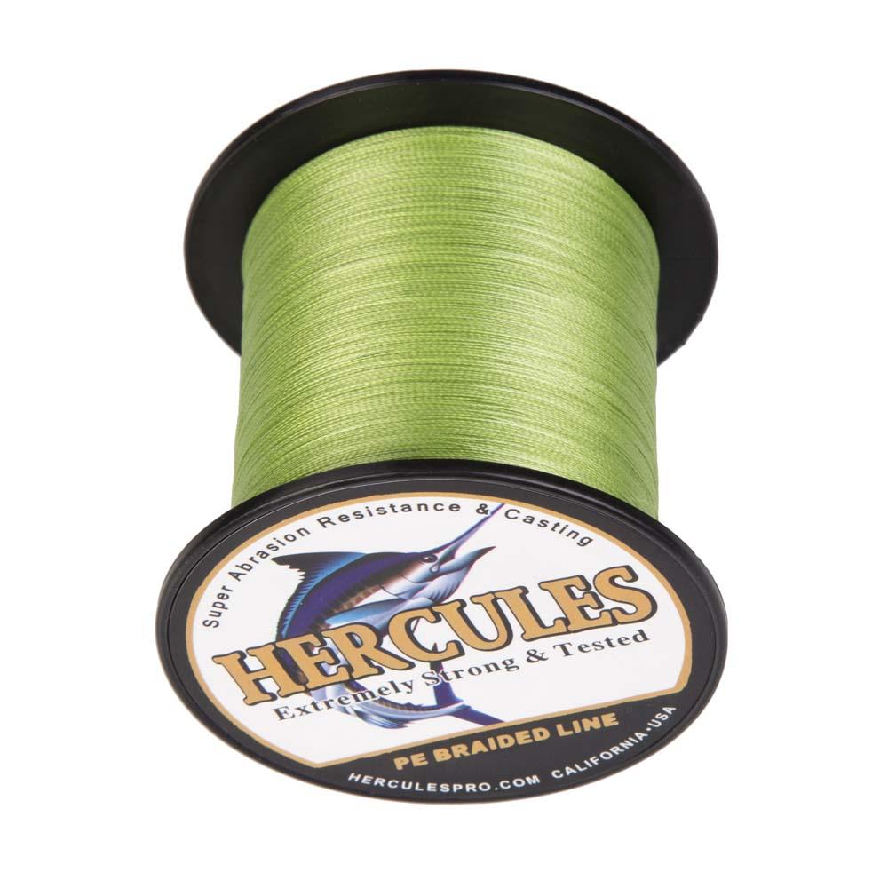 Braided-Fishing-Line-PE-20lbs-Hercules-4-8-Strands-Extreme miniature 14