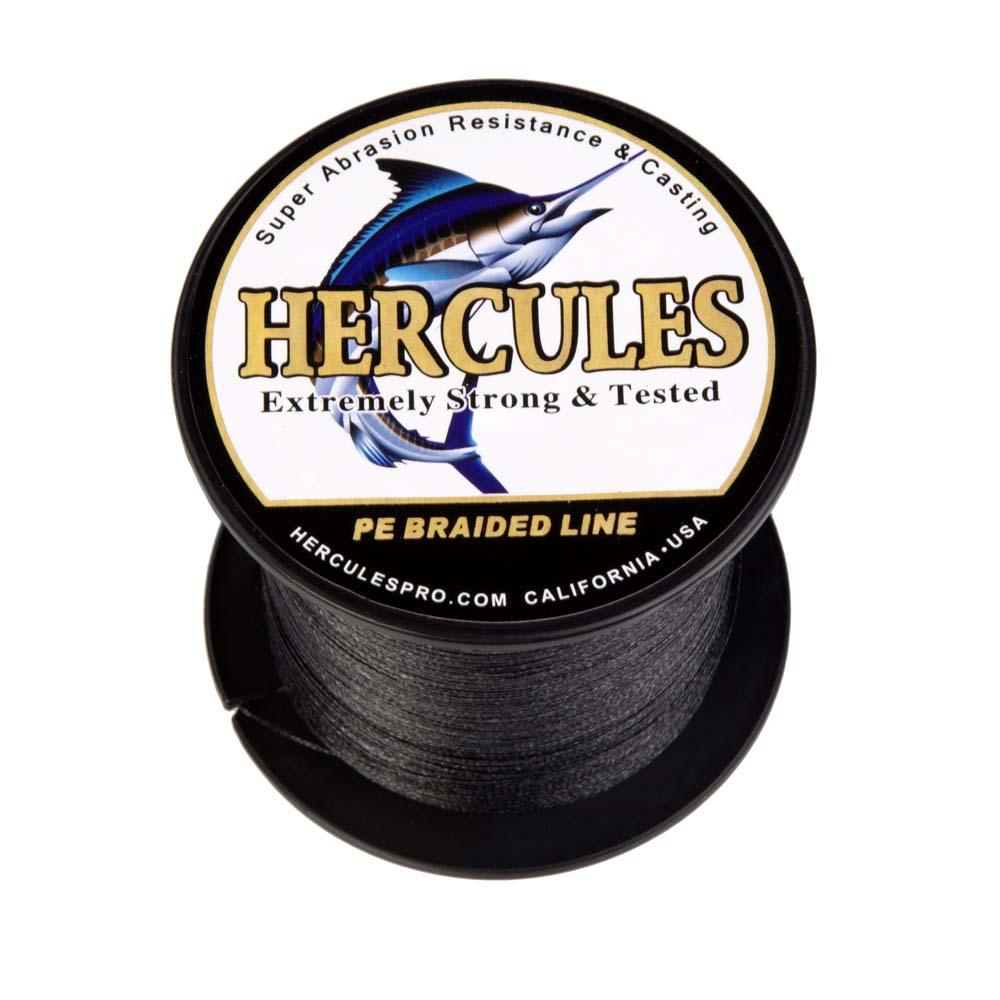 Braided-Fishing-Line-PE-20lbs-Hercules-4-8-Strands-Extreme miniature 21