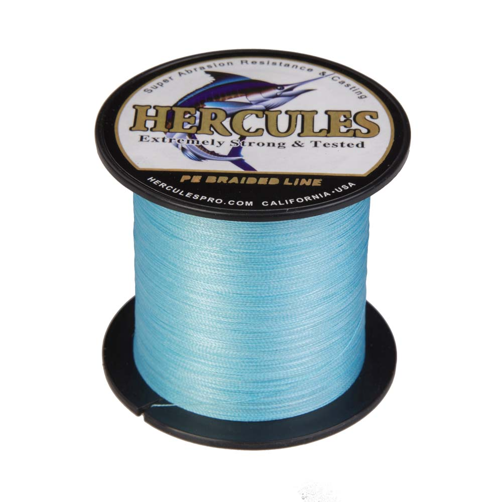 Braided-Fishing-Line-PE-20lbs-Hercules-4-8-Strands-Extreme miniature 27