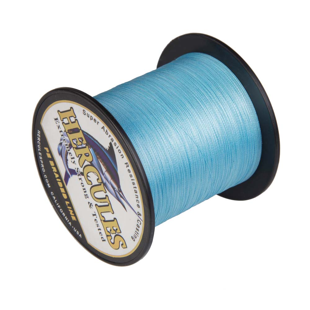 Braided-Fishing-Line-PE-20lbs-Hercules-4-8-Strands-Extreme miniature 29