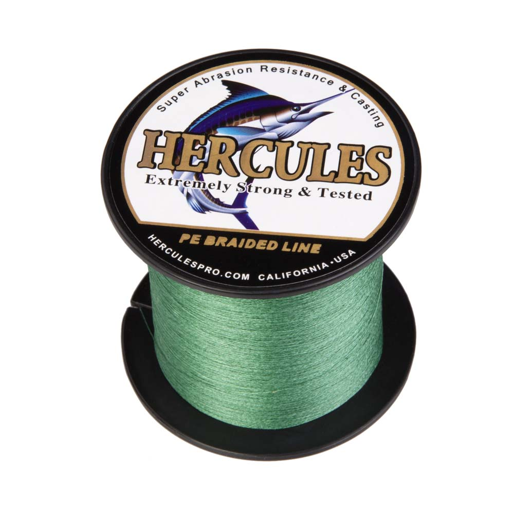 Braided-Fishing-Line-PE-20lbs-Hercules-4-8-Strands-Extreme miniature 63
