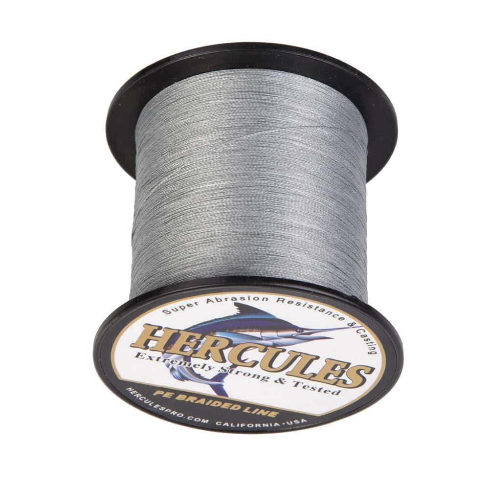 Braided-Fishing-Line-PE-20lbs-Hercules-4-8-Strands-Extreme miniature 56