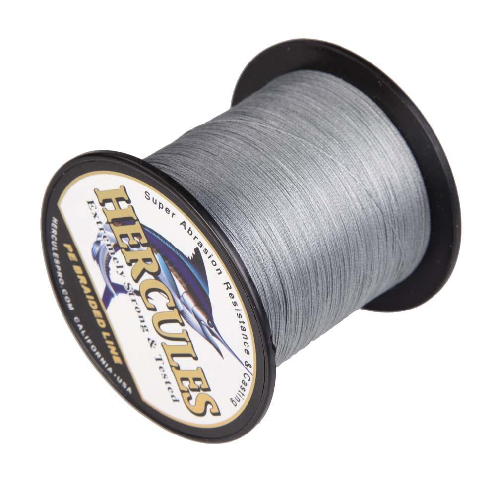 Braided-Fishing-Line-PE-20lbs-Hercules-4-8-Strands-Extreme miniature 59