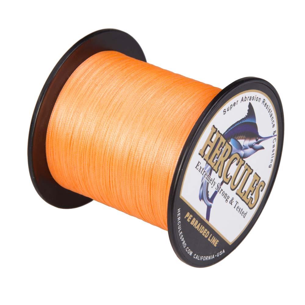 Braided-Fishing-Line-PE-20lbs-Hercules-4-8-Strands-Extreme miniature 78