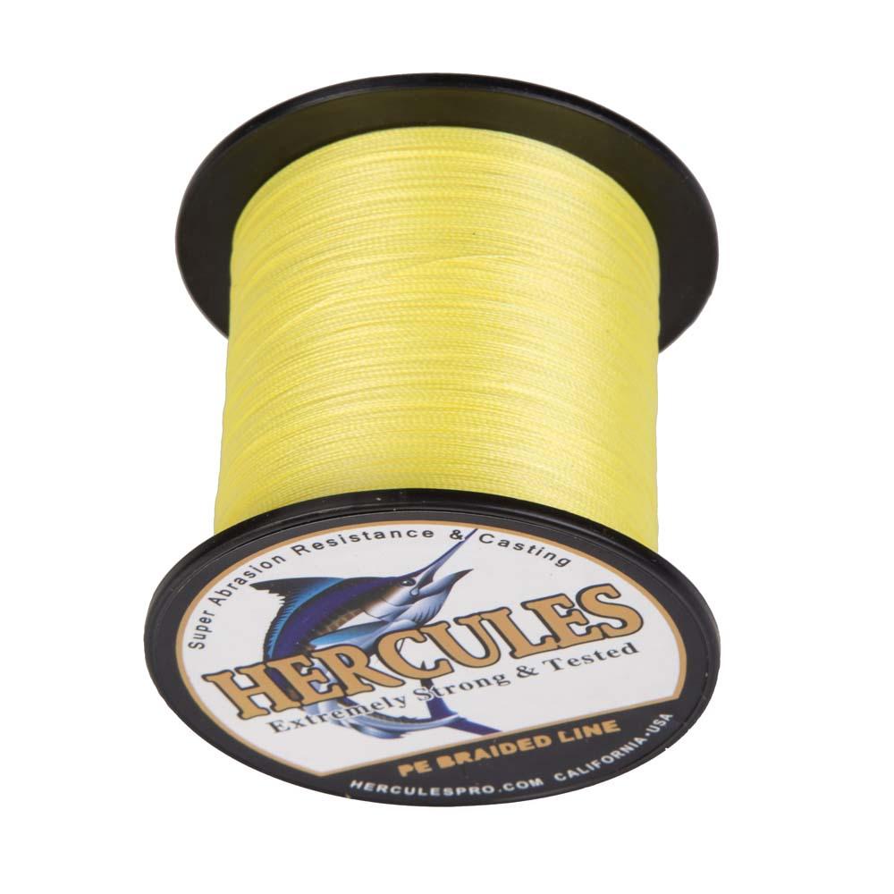 Braided-Fishing-Line-PE-20lbs-Hercules-4-8-Strands-Extreme miniature 98