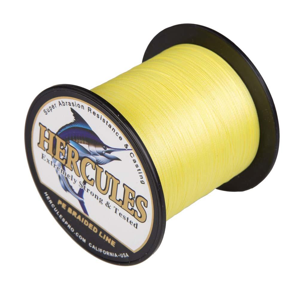 Braided-Fishing-Line-PE-20lbs-Hercules-4-8-Strands-Extreme miniature 101
