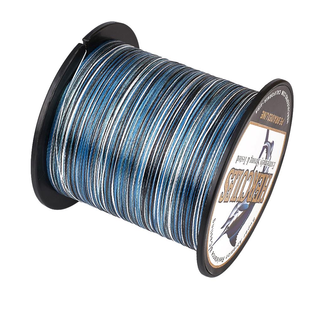 Braided-Fishing-Line-PE-20lbs-Hercules-4-8-Strands-Extreme miniature 36