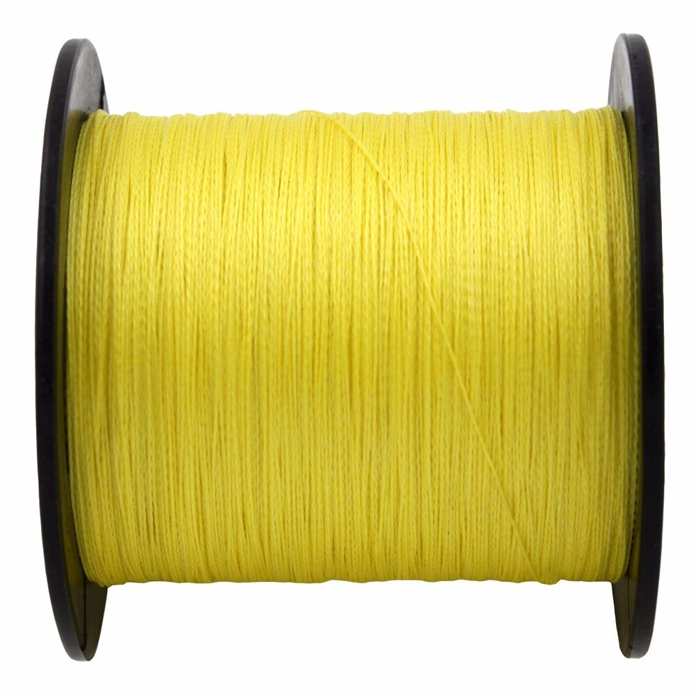 Hercules-6lb-8lb-100-PE-Strong-Braid-Fishing-Line-SuperPower-Extreme-4-Strands thumbnail 153