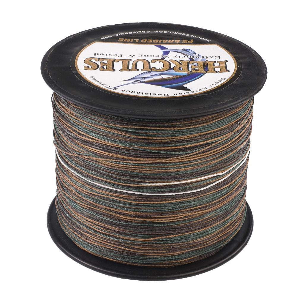 1500M-1640Yds-6-200LB-Test-Color-Select-Hercules-Braid-Fishing-Line-PE-Spinner thumbnail 42