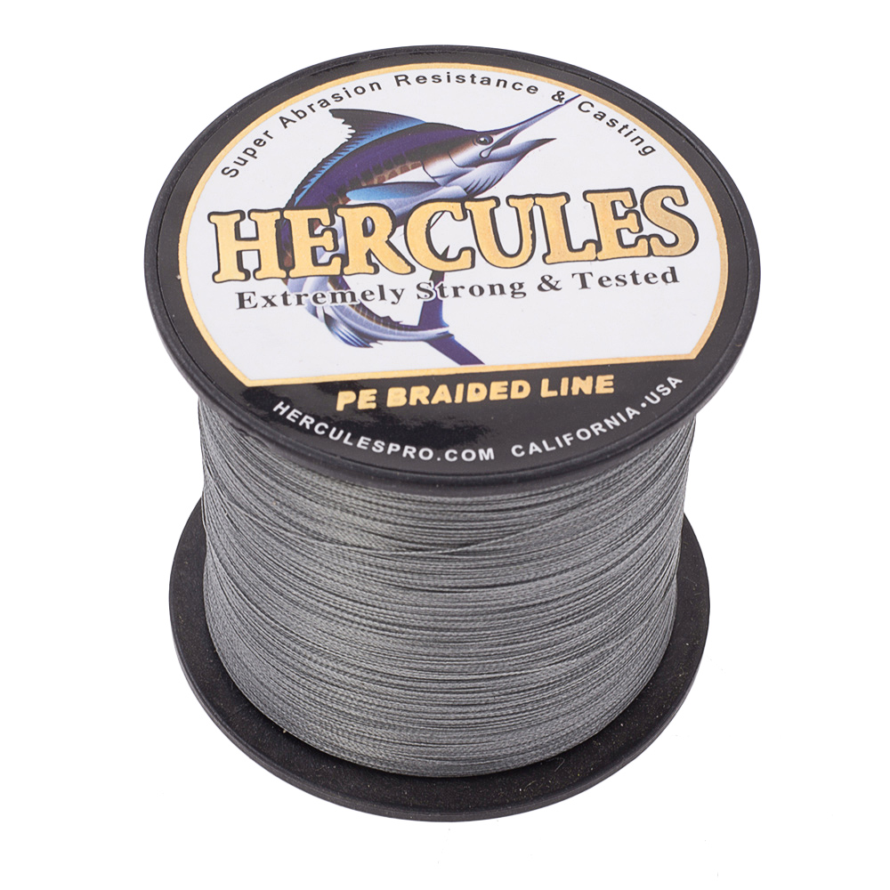 1500M-1640Yds-6-200LB-Test-Color-Select-Hercules-Braid-Fishing-Line-PE-Spinner thumbnail 60
