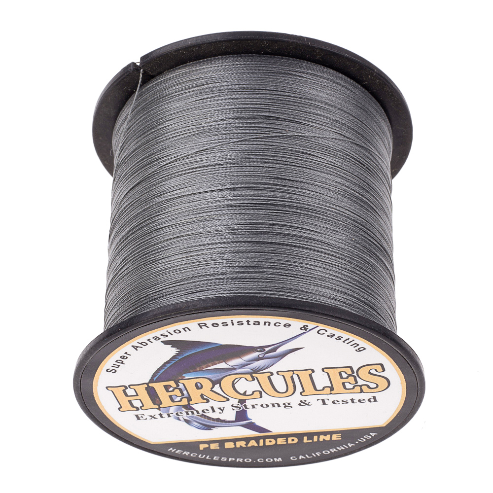 1500M-1640Yds-6-200LB-Test-Color-Select-Hercules-Braid-Fishing-Line-PE-Spinner thumbnail 56