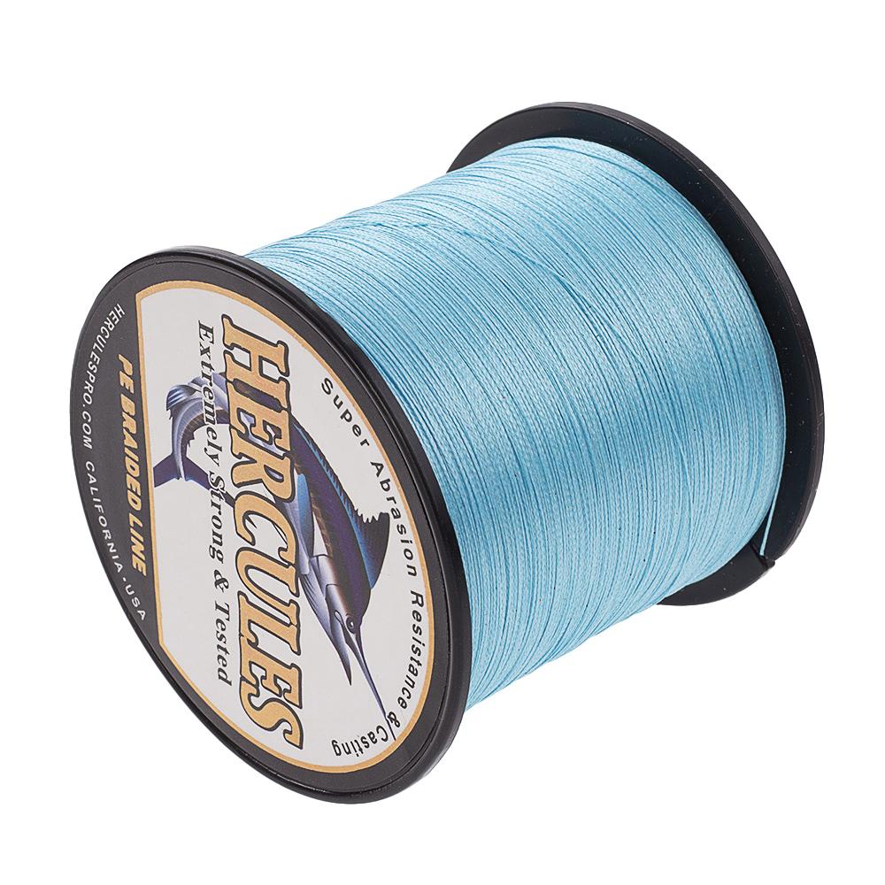 1500M-1640Yds-6-200LB-Test-Color-Select-Hercules-Braid-Fishing-Line-PE-Spinner thumbnail 28