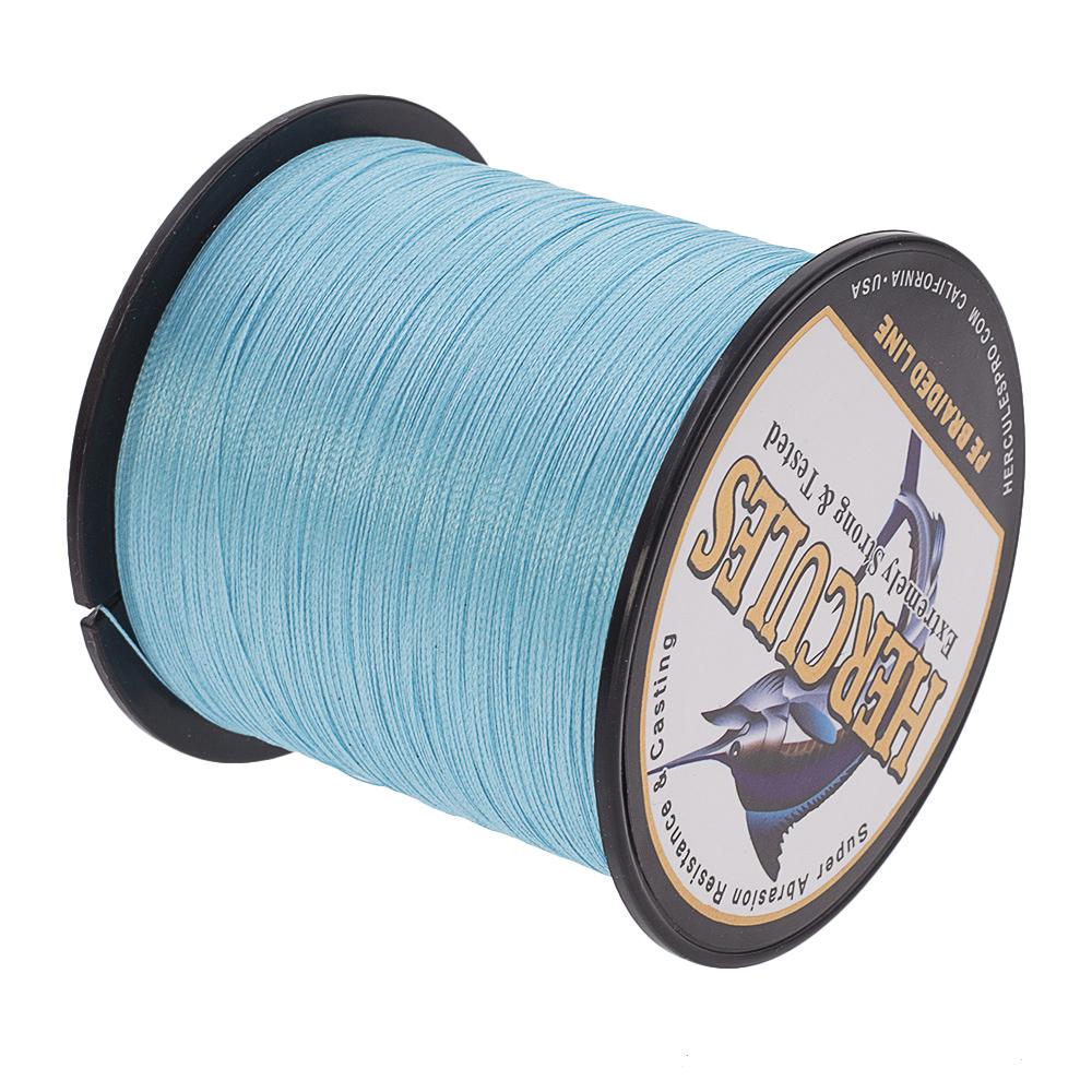 1500M-1640Yds-6-200LB-Test-Color-Select-Hercules-Braid-Fishing-Line-PE-Spinner thumbnail 29