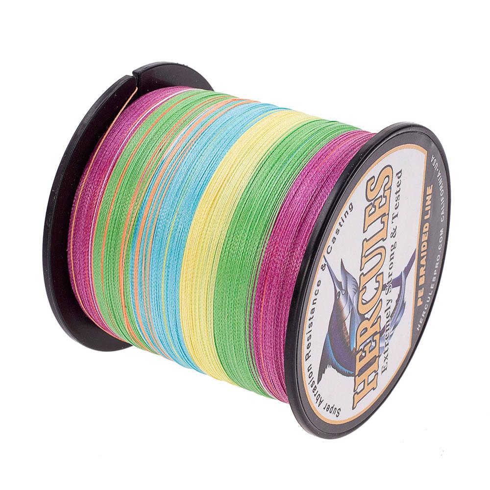 1500M-1640Yds-6-200LB-Test-Color-Select-Hercules-Braid-Fishing-Line-PE-Spinner thumbnail 71
