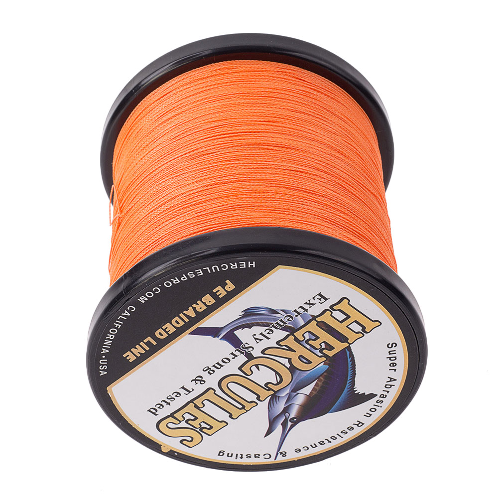 1500M-1640Yds-6-200LB-Test-Color-Select-Hercules-Braid-Fishing-Line-PE-Spinner thumbnail 74